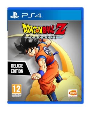Gra PS4 Dragon Ball Z: Kakarot Deluxe Edition