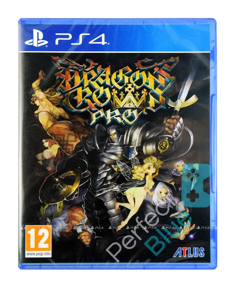 Gra PS4 Dragon's Crown Pro