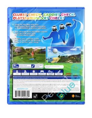 Gra PS4 VR Everybody's Golf PL