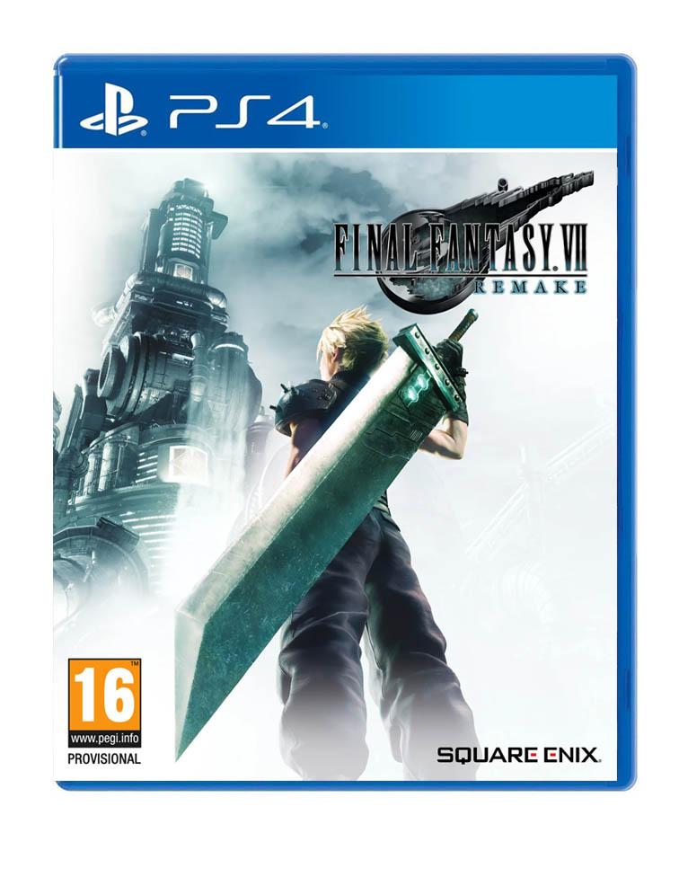Gra PS4 Final Fantasy VII Remake