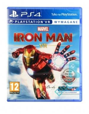 Gra PS4 VR Iron Man PL