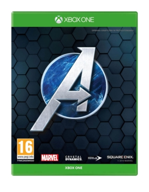 Gra Xbox One Marvel's Avengers