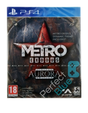 Gra PS4 Metro Exodus Aurora Edycja Limitowana PL