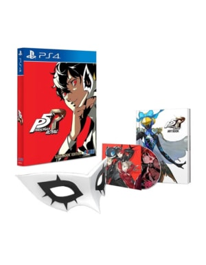 Gra PS4 Persona 5 The Royal Phantom Thieves Edition