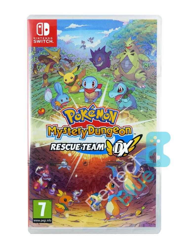 Gra Nintendo Switch Pokémon Mystery Dungeon: Rescue Team DX