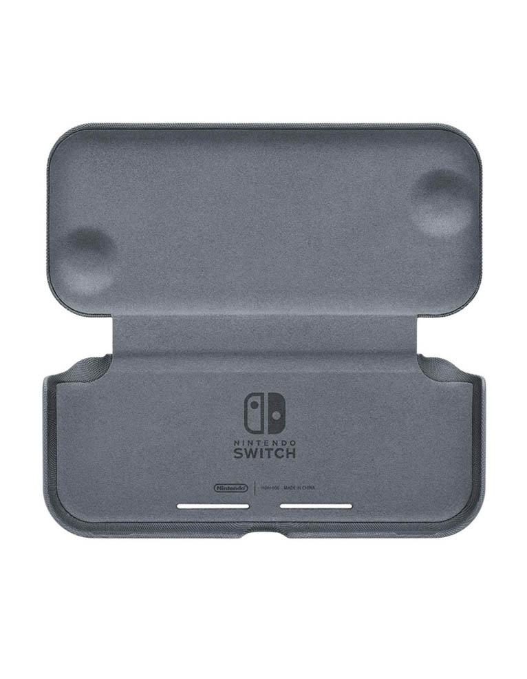 Pokrowiec Flip Cover + Folia Ochronna / Nintendo Switch Lite