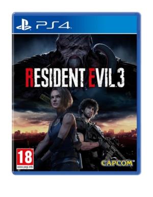 Gra PS4 Resident Evil 3