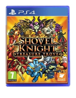 Gra PS4 Shovel Knight Treasure Trove