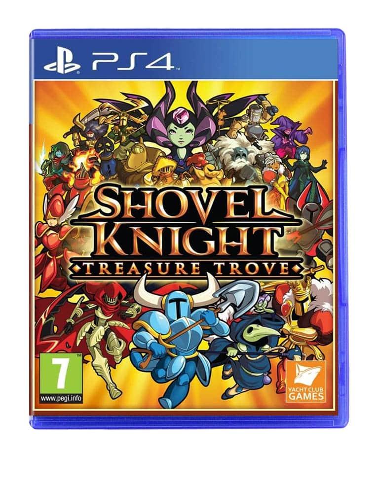 Gra PS4 Shovel Knight Treasure Trove