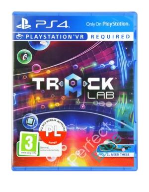 Gra PS4 VR Track Lab PL