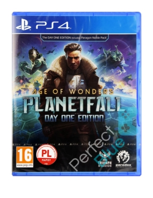 Gra PS4 Age Of Wonders Planetfall Day One Edition PL