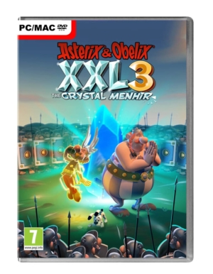 Gra PC Asterix & Obelix XXL 3: The Crystal Menhir