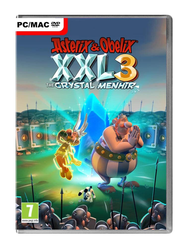Gra PC Asterix & Obelix XXL 3: The Crystal Menhir