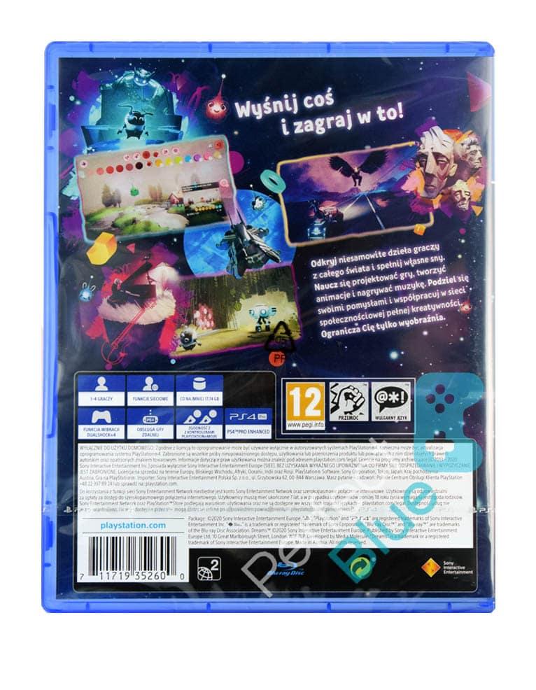 Gra PS4 Dreams + DLC / PL