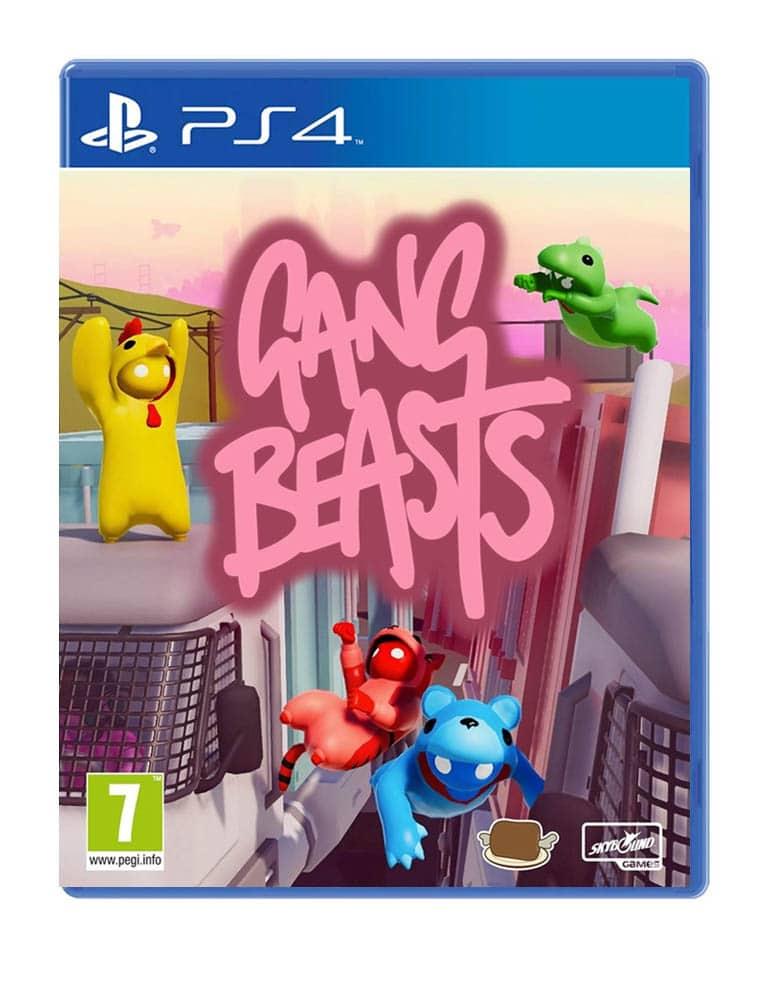 Gra PS4 Gang Beast