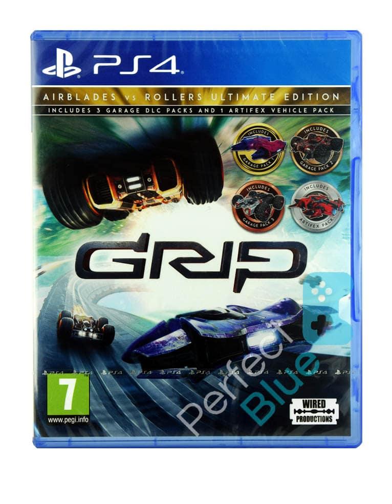 Gra PS4 GRIP: Combat Racing / Ultimate Edition