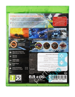 Gra Xbox One GRIP: Combat Racing / Ultimate Edition