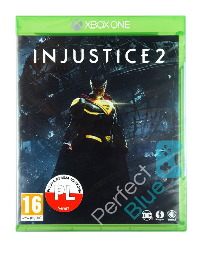 Gra Xbox One Injustice 2 PL