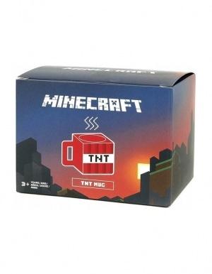 Gadżet Kubek Minecraft TNT