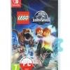 Gra Nintendo Switch Lego Jurassic World PL