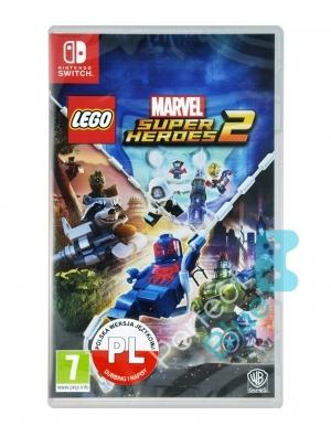 Gra Nintendo Switch Lego Marvel Super Heroes 2 PL