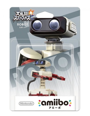 Figurka Amiibo - Super Smash Bros. Collection - Robot