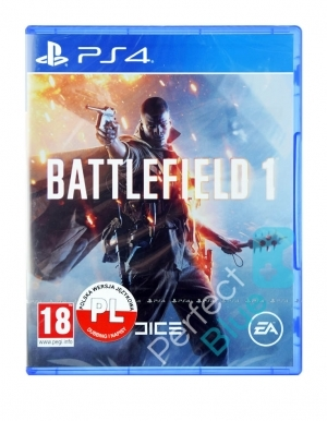 Gra PS4 Battlefield 1