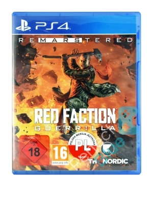 Gra PS4 Red Faction Guerrilla Remastered PL