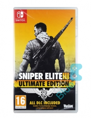 Gra Nintendo Switch Sniper Elite III Ultimate Edition