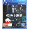 Gra PS4 Ukryty Plan / Okładka angielska