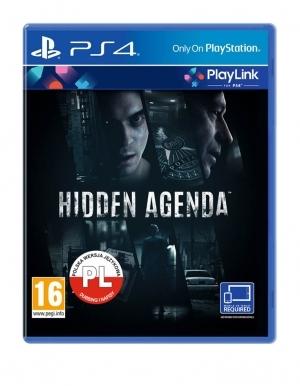 Ukryty Plan Hidden Agenda Gra Ps4