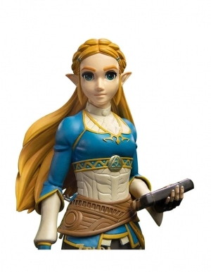 First4Figures Figurka Zelda / The Legend Of Zelda: Breath of the Wild
