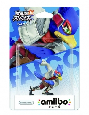 Figurka Amiibo - Super Smash Bros. Collection - Falco