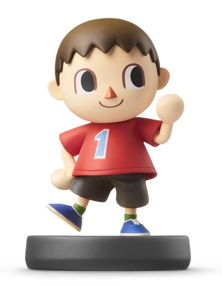 Figurka Amiibo - Super Smash Bros. Collection - Villager No. 9