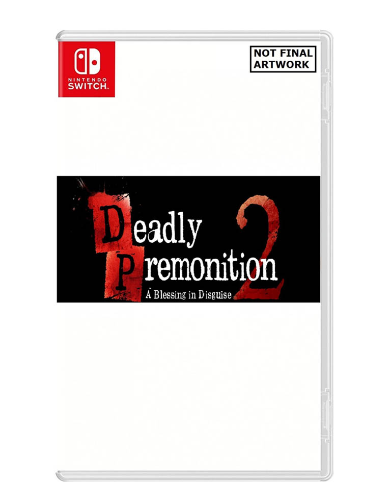 Gra Nintendo Switch Deadly Premonition 2: A Blessing in Disguise