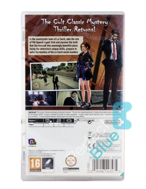 Gra Nintendo Switch Deadly Premonition 2: A Blessing in Disguise + Gratisy