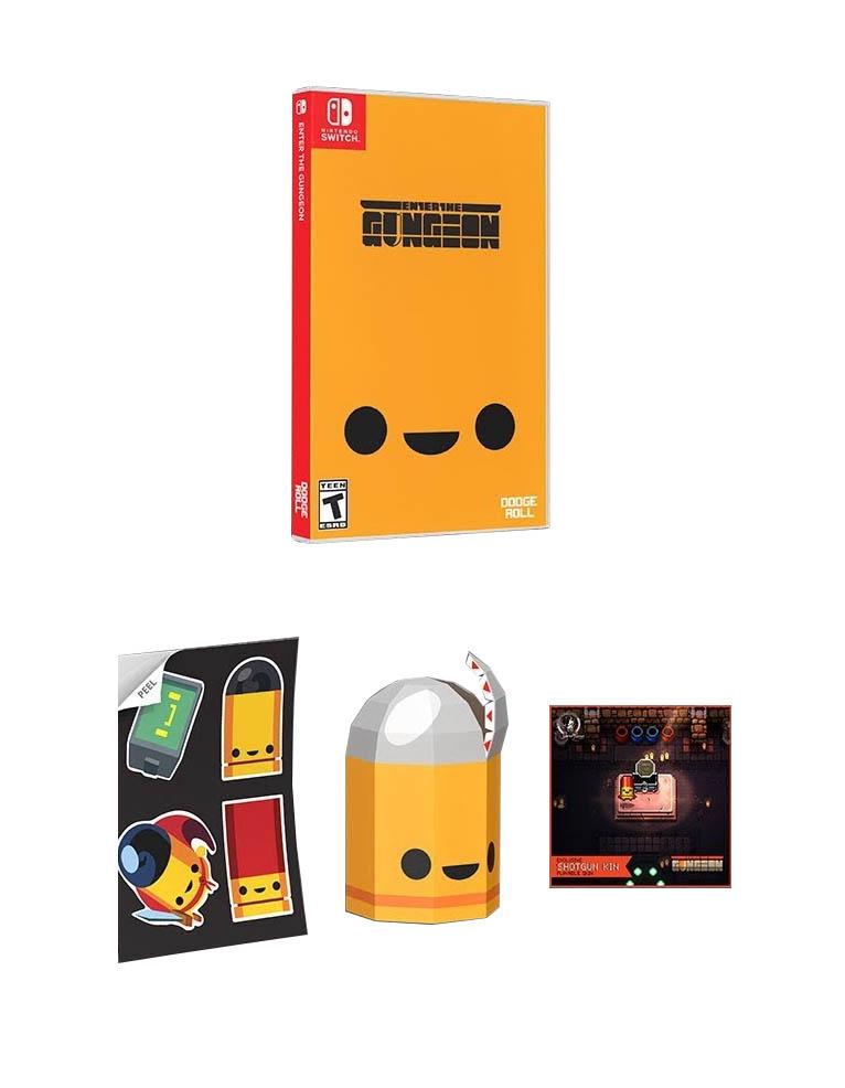 Gra Nintendo Switch Enter The Gungeon Deluxe Edition