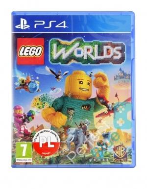Gra PS4 Lego Worlds PL