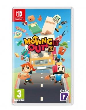 Gra Nintendo Switch Moving Out: Szalone przeprowadzki