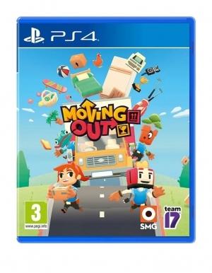 Gra PS4 Moving Out: Szalone przeprowadzki