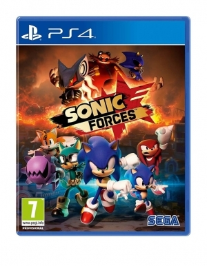 Gra PS4 Sonic Forces PL