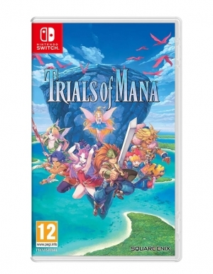 Gra Nintendo Switch Trials of Mana