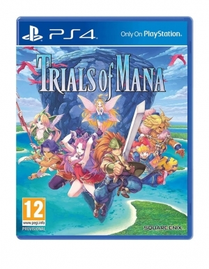 Gra PS4 Trials of Mana