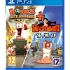 Gra PS4 Worms Battlegrounds + Worms Weapons Of Mass Destruction