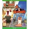 Gra Xbox One Worms Battlegrounds + Worms Weapons Of Mass Destruction