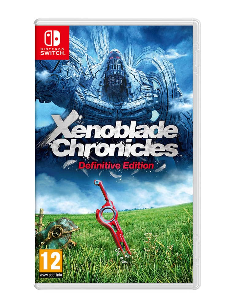Gra Nintendo Switch Xenoblade Chronicles: Definitive Edition