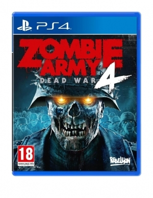 Gra PS4 Zombie Army 4 Dead War PL