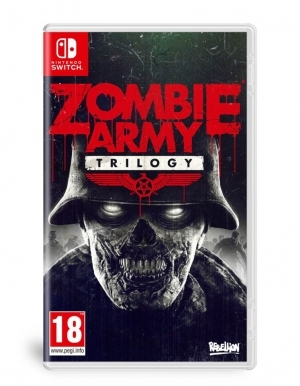 Gra Nintendo Switch Zombie Army Trilogy