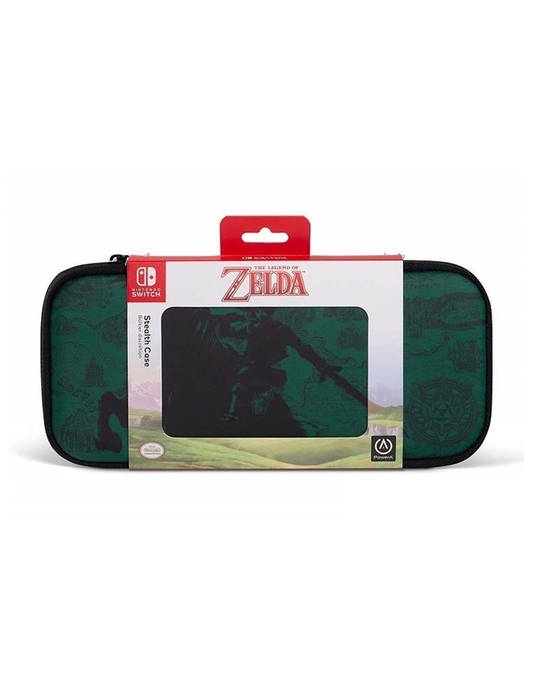 PowerA Etui / Pokrowiec Slim - The Legend of Zelda - Zielony