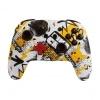 PowerA / Pad Kontroler Pokemon Graffiti Pikachu / 2 dodatkowe guziki!